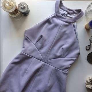 Lilac/Purple Dress