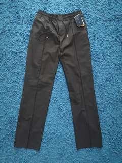 Zara casual black jogger pant