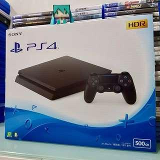 (Brand New) PS4 Slim