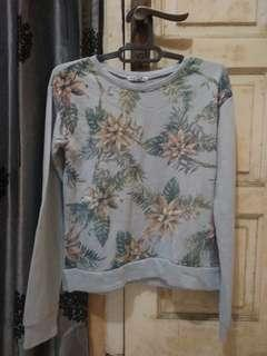 Riche Glamour tropical sweater
