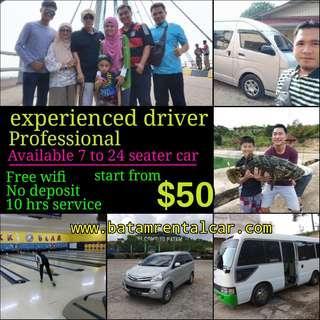Batam Cheap Transport