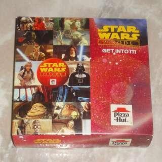 Star Wars Jigsaw Puzzle 1999 Episode 1 Darth Vader Yoda KFC Pizza Hut Premium