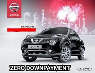 Nissan PROMO'S low down payment