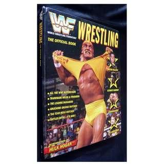 WWF Wrestling: The Official Book (WWE)