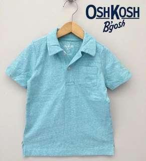 New polo shirt
