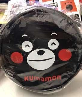 全新Kumamon 小童 斜咩袋(直徑13cm)