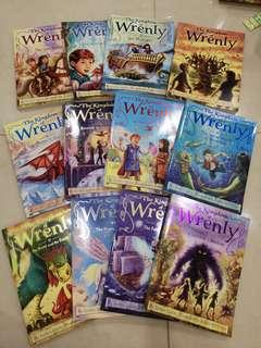 The kingdom of Wrenly book 1 to 12
