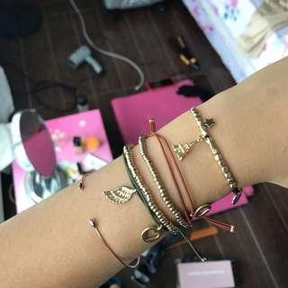 Arm candies bracelets