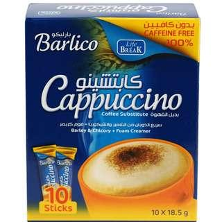 Barlico Barley and Chicory Coffee Substitute Cappuccino