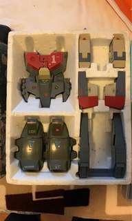 超時空要塞韋基利 特強裝甲