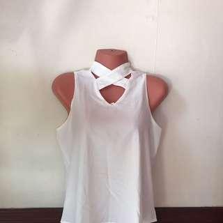 Liberté white top