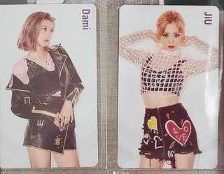 Contemplating WTS / WTT Dreamcatcher Japan What photocards