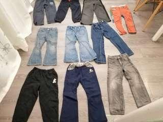 👦🏻 Kids trousers $200 for all