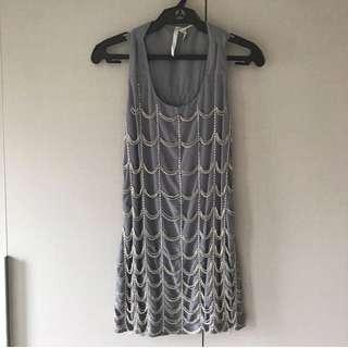 Preloved DP Collection Beaded Dress