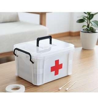 Home First Aid Kit Storage Box