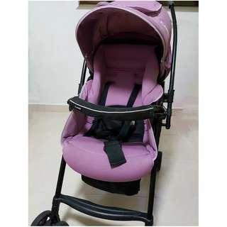 (U.P. $359) Combi Well Comfort WT-250 Baby stroller pram
