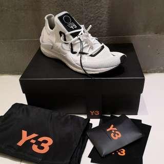 [UK8] adidas Y-3 Adizero Runner sneakers (White)