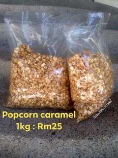 🍿Popcorn caramel 1kg