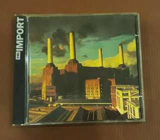 CD Pink Floyd - Animals ( Made in Holland/ Remastered 1994 )