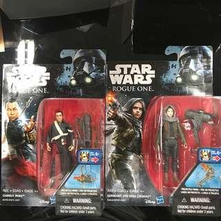 Hasbro Star Wars Figures