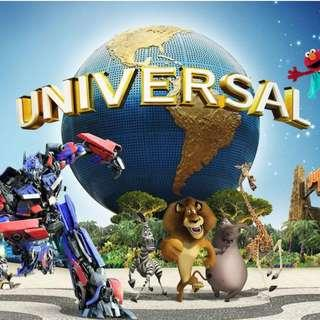 🚚 USS ticket (EXPRESS ADULT) Universal Studios Singapore (USS)