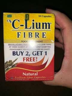 C-Lium Fibre Food Supplemet