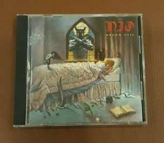 CD Dio - Dream Evil ( Made in Germany 1987 )