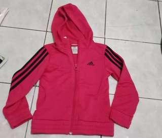 Adidas hoodie Jacket