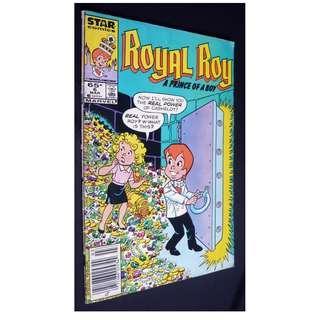 Royal Roy (Marvel/Star) #6 Comic