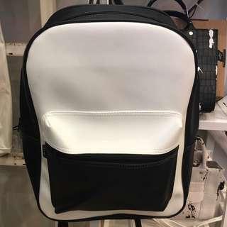 🚚 (Sales) BN Riya Monochrome Big School Bag Backpack