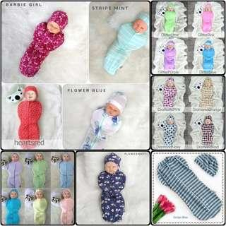 🚚 FREE MAIL Hottest Instant Zip Swaddle CuddleMe