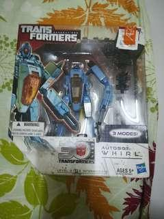 Transformers Autobot Whirl
