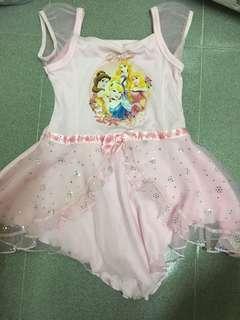 Disney Princess Dress 公主裙 2-3歲