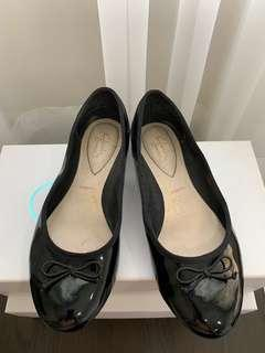 Clarks Flat Shoes (wide fit)