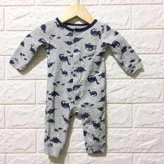 """Just one you """"carter"""" playsuit Dino"""