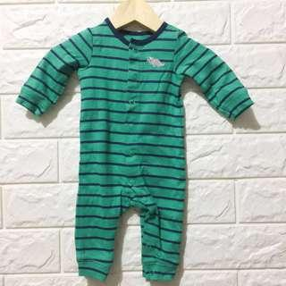 """Just one you """"carter"""" playsuit Green"""