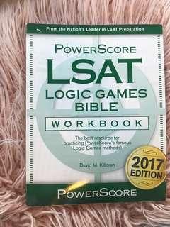 PowerScore LSAT Workbook