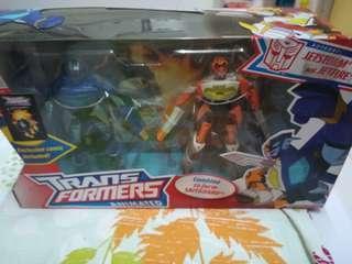 Transformers Animated Jetfire