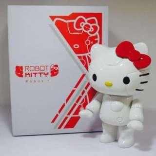 Hello Kitty Robot K Figure