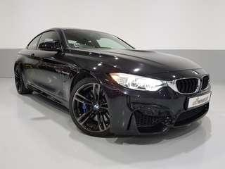 BMW M Series M4 Coupe LED NAV HUD