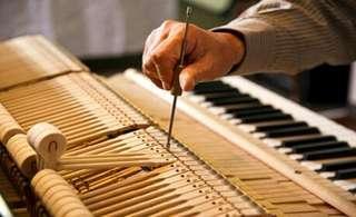 We accept antique upright piano repair,tuning and restoratio