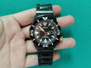 Seiko Monster Srp583 Automatic Watch