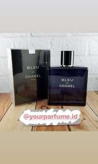 Bleau De Chanel Eau De Toilette Parfume Ori Singapore