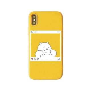 We Bare Bear Case for Iphone 8/ 8 plus