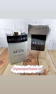 Bvlgari Man Extreme Eau De Toilette Parfume Ori Singapore