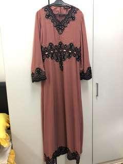 Femina Long Dress