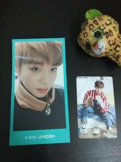 Wanna One Jihoon Membership Pc