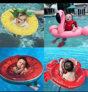 Kids Baby Toodler Inflatable Pool Floats