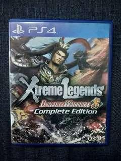 [PS4] DYNASTY WARRIORS 8: Xtreme Legends Complete Edition