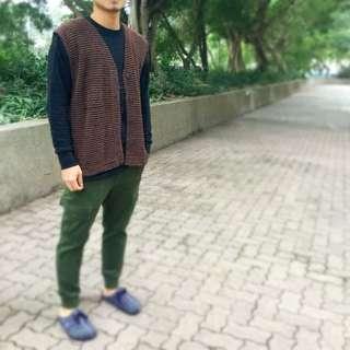 Vintage Men's vest 男裝背心